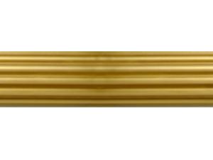 Burnished-brass