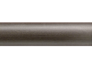 specialist wooden curtain pole finish graphite
