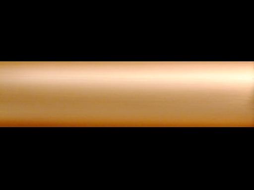 Satin Copper Curtain Pole - brass Curtain Pole Finishes   Hunter ...