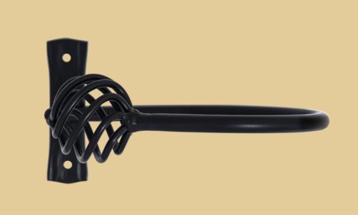 Wrought Iron Embrace Fixed