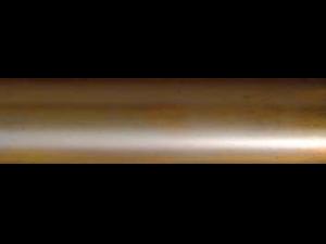 Bronze Curtain Pole Finish - Brass Curtain Pole Finishes - Hunter & Hyland