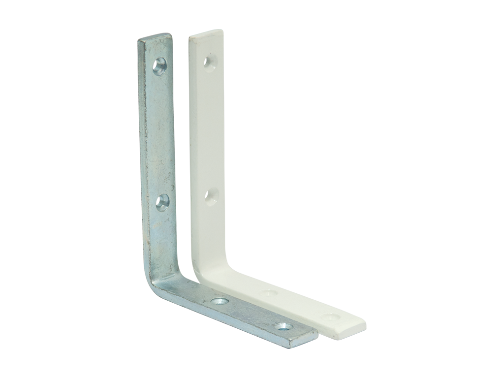 Drilled Angle Brackets