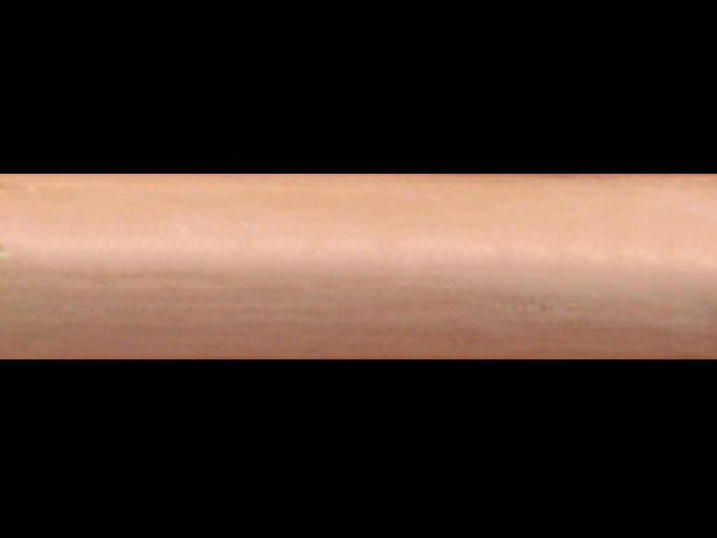 specialist wooden curtain pole finish antique cream