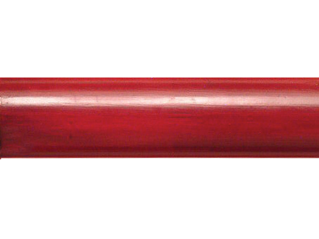 specialist wooden curtain pole finish distressed mahagony