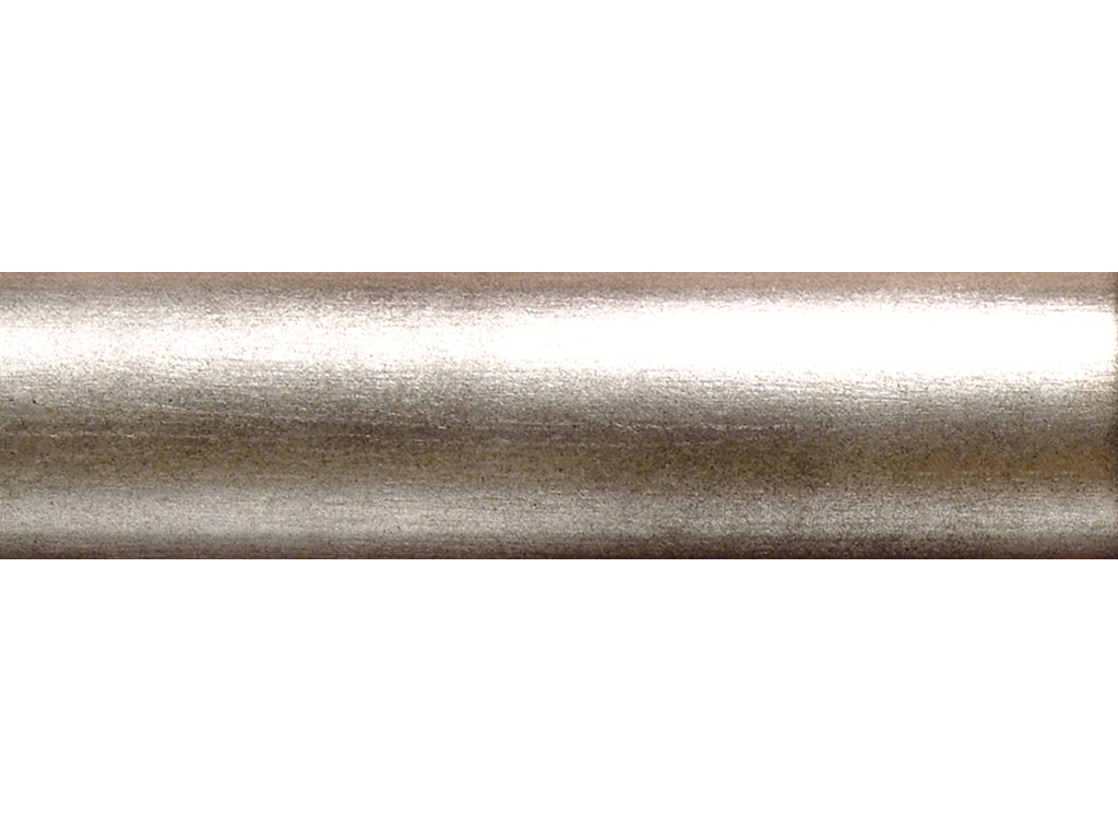 specialist wooden curtain pole finish distressed pewter