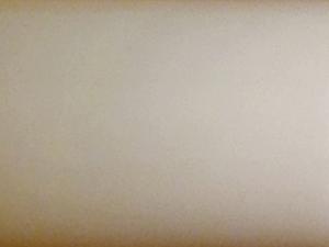 white curtain pole finish