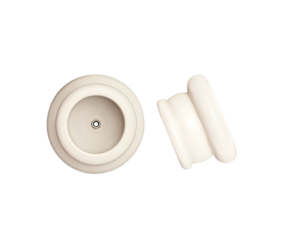 curtain pole recess socket
