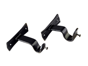 wrought iron centre support bracket