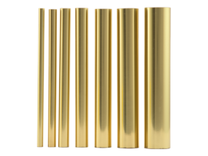 brass cased tubing