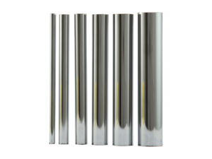 chrome cased tubing
