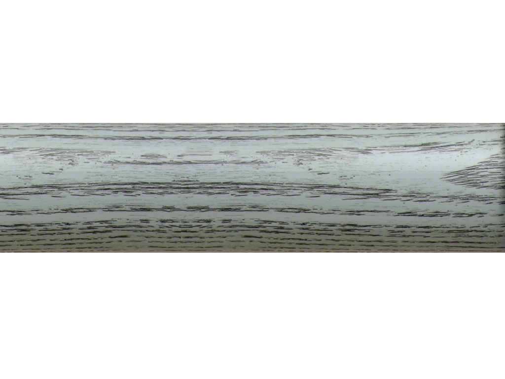 wooden curtain pole finish coalwax duck egg blue