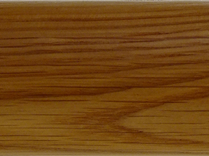 cottage pine curtain pole finish