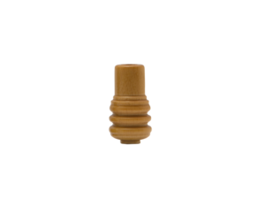 wooden cord weight